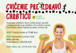 Cvičenie pre zdravú chrbticu