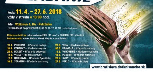 Seriál Hľadanie, Petržalka 2018