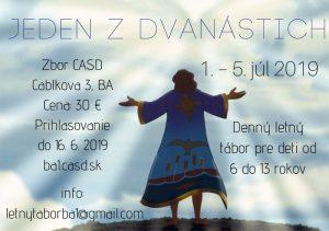 Denný letný tábor 2019